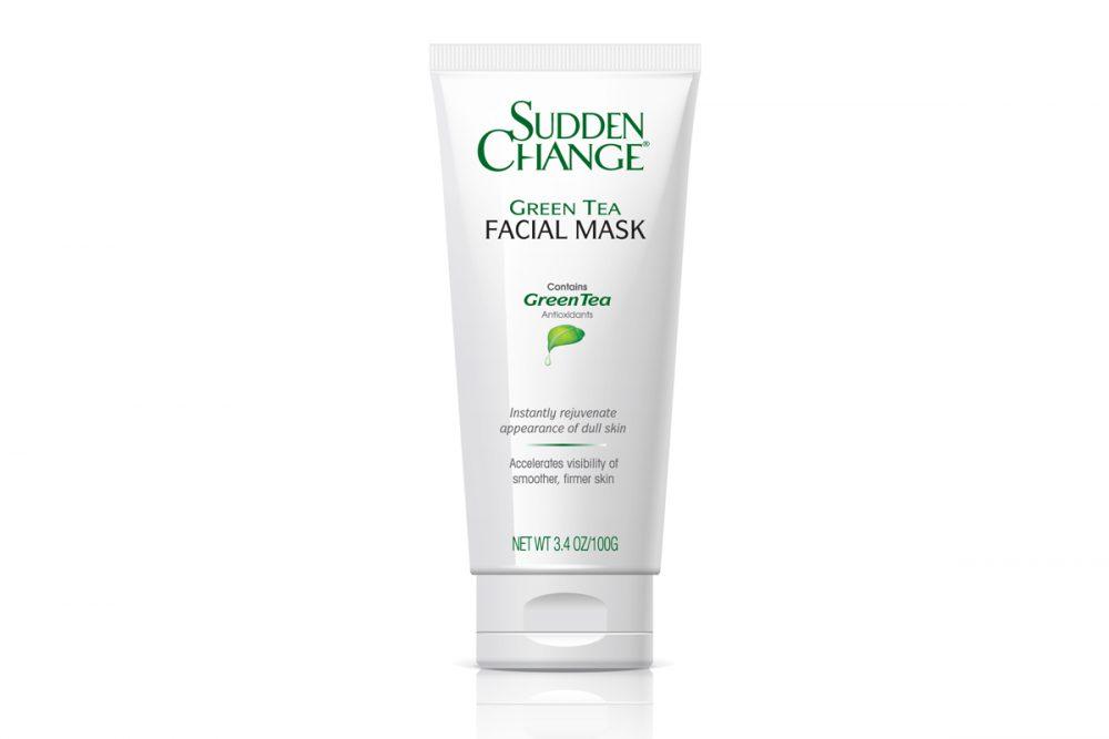 green tea facial mask