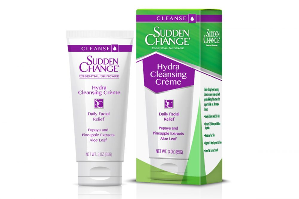 hydra cleansing creme